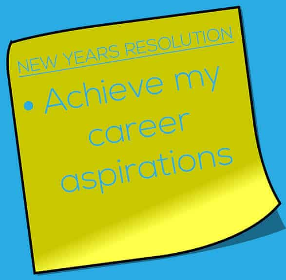 tell us about your career aspirations
